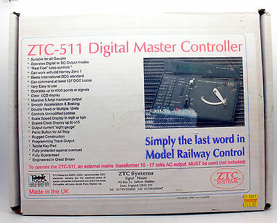 Ztc Systems Ztc-511 Digital Master Controller (U23)