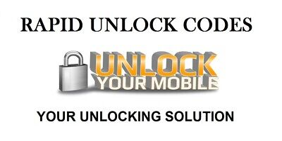 Unlock Code Bell Virgin Canada Sony Xperia Z5 Z3 M4 aqua E2306 Alcatel All Model