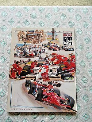 1994 (May 29th) 78th Indianapolis 500 Official Program