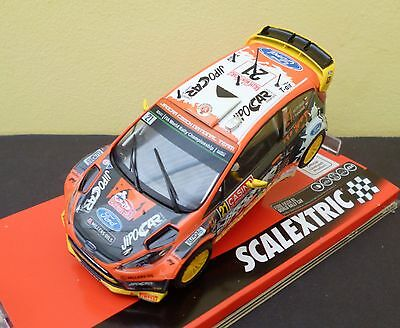 Ford Fiesta Rs Wrc Prokov A10216S300 Scx/scalextric  New Release Mint/boxed