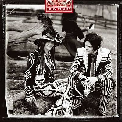 The White Stripes : Icky Thump CD
