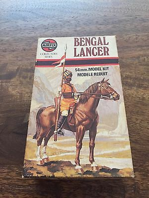 Airfix Bengal Lancer Collectors Series 54mm model kit - Nuovo da realizzare