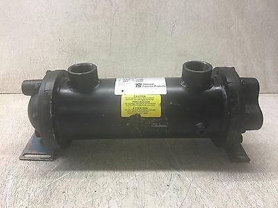 Thermal Transfer Products Heat Exchanger, Cm-1014-2-6-F, Temp 150 Deg C, Used