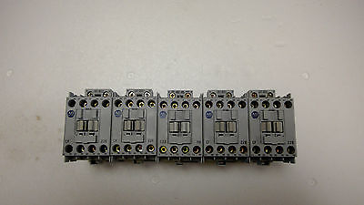 Allen-Bradley 700-cf220 Series A Set of 5