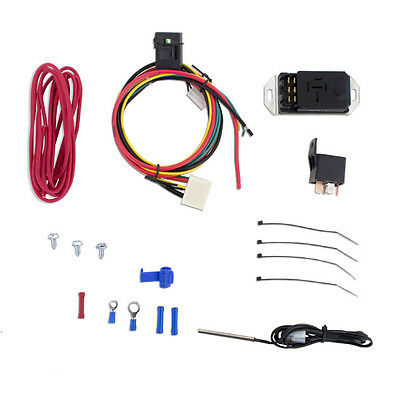 Mishimoto Adjustable Fan Controller Kit: MMFAN-CNTL-UPROBE