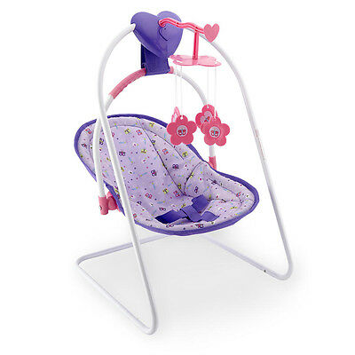 You & Me Doll Baby Swing