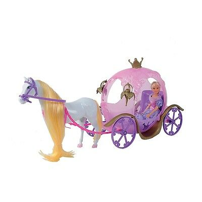 Steffi Doll and Pumpkin Carriage, Kids Creative Play Toys, Only at Toys R Us