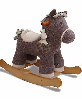 Little Bird Told Me 'Bobble and Pip' Rocking Horse - Infant Rocker - Brand New