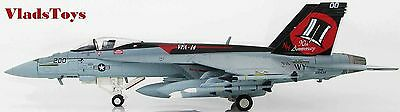 Hobby Master 1:72  F/A-18E Hornet VFA-14 Tophatters 90th Anniversary HA5101