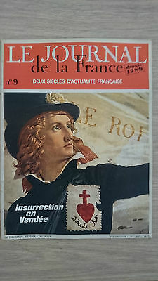 Le Journal De La France N° 9 Insurrection En Vendee