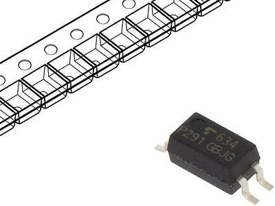 10x TLP291-TP.E-O Optocoupler SMD Channels1 Out transistor 3.75kV SO4