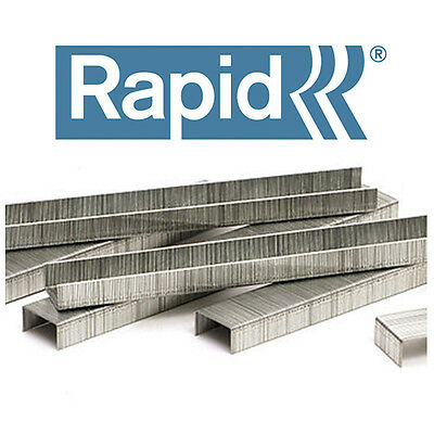 "RAPID Staples Strong Textile 21/4, 10/4, 43/6, 73/12, 73/8, 5/32 "", 5/16"""