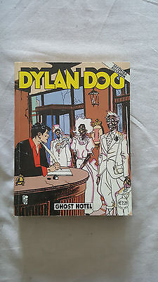 dylan dog seconda ristampa 146 ghost hotel