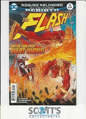 Flash  #15  New  (Bagged & Boarded) Freepost