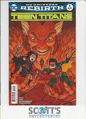 Teen Titans   #4  New  (Variant) Freepost