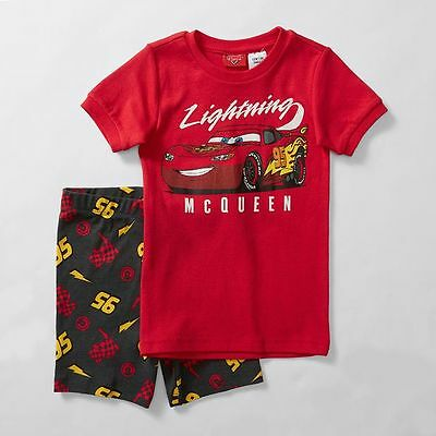 NEW Disney Cars Pyjama Set Kids