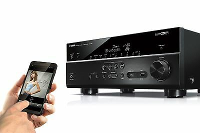 Yamaha Rxv681 Home Theater Av Receiver *latest Series*