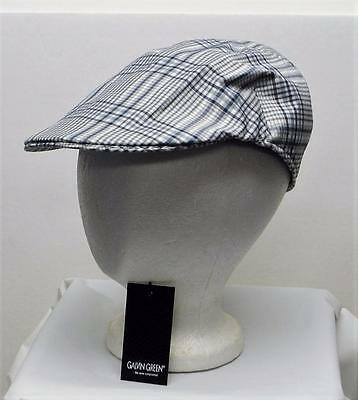 New Mens Galvin Green fitted golf newsboy Soul cap Small/Medium