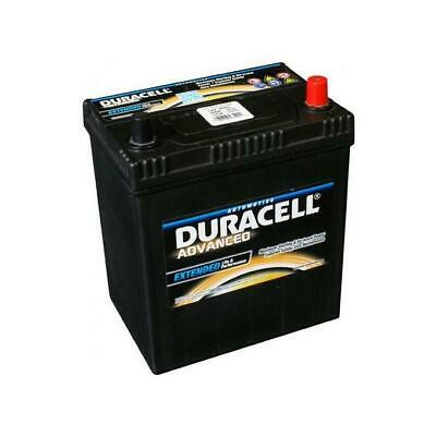Batteria Advanced 12V 40Ah 330A Dx DURACELL DA40