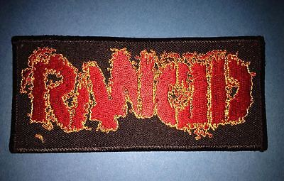 Rancid Punk Rock Music Hat Jean Jacket Backpack Hoodie Metal Patch Crest Rare