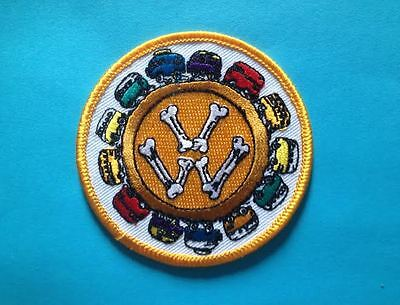 Rare Grateful Dead Folk Rock Music Hat Jacket Backpack Hoodie Patch Crest K
