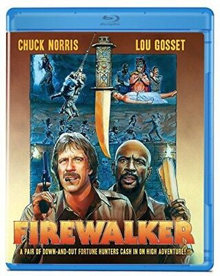 Firewalker [New Blu-ray] Dolby