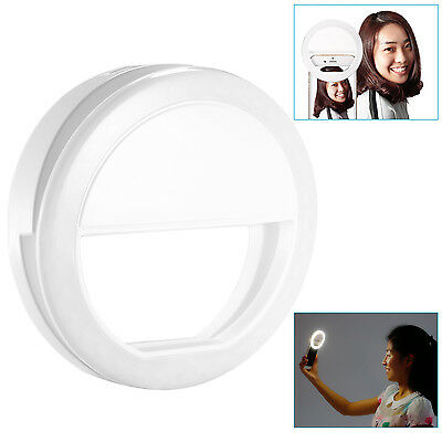 Neewer 36 LED Clip-on Selfie Cellphone Ring Light for iPhone Samsung HTC