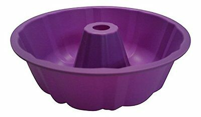 Bundt Cake Pan Fluted Full Size 9.5 Inch Diameter 10 Cup 100pct Food Grade by