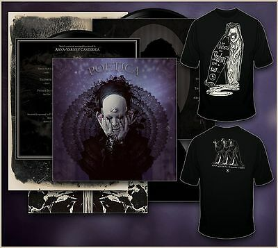 Sopor Aeternus - Poetica - 2Lp + Book Collector's Set - Ltd. Ed. 890 Units