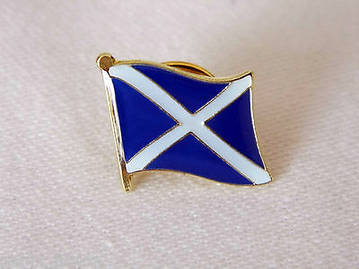 Scotland Scottish St.Andrews Country Metal Lapel Pin Badge