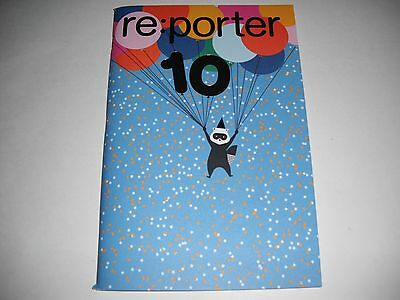 Canadian Regional Porter Airlines 10 Year Birthday Re:porter Inflight Magazine