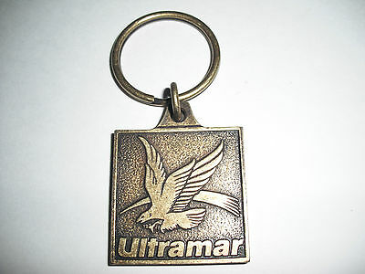 Ultramar - Pipeline Commercial Canada Gas & Home Fuel Retailer Keychain Keyring