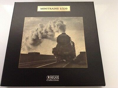 Flying Scotsman Minitrains 1/220 Editions Atlas Collections