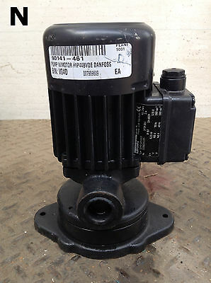 "Brinkmann SB40-65+003 CS 3/4"" In-Line Coolant Pump .22kW 2800/3300RPM 3PH"