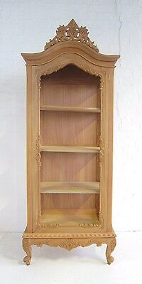 French Style Armoire - Carved Wardrobe, Louis Armoire, French Display Unit,