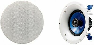 Yamaha NSIC600 In-Ceiling Speakers in White
