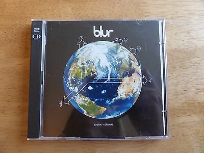 Blur Bustin + Dronin audio CD imported