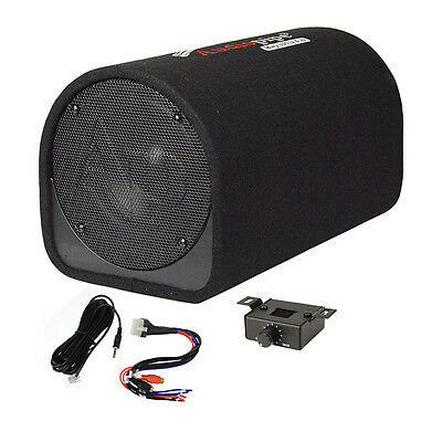 """Audiopipe APDX8A 8"""" Single Ported Bass Tube Enclosure 400W"""