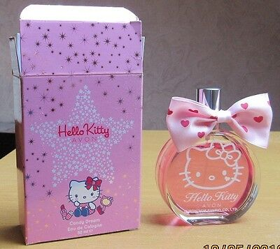 Avon Hello Kitty Candy Dream Eau de Cologne 50ml spray