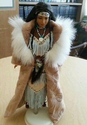 Pre-owned 2001 Spirit of the Earth Barbie Native American . GreatGift.