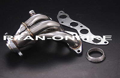 Honda Civic 1.4L 1.6L Sport EP2 Stainless Steel Exhaust manifold 4-1 SOHC
