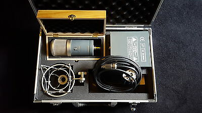 Se Electronics Gemini - Cardioid Tube Condenser Microphone