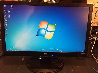 """HP S2231a 21.5""""  Widescreen LCD Monitor, built-in Speakers"""