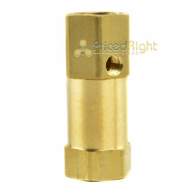 "New 3/4"" in line air compressor check valve inline"