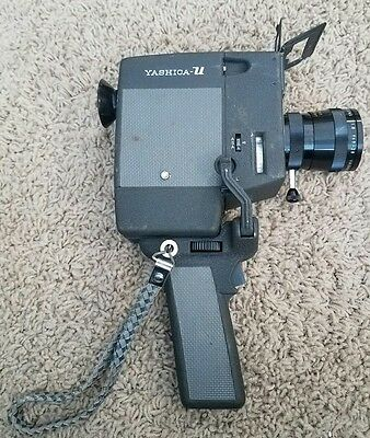 Vintage Yashica U-Matic 8mm Movie Camera, As-Is