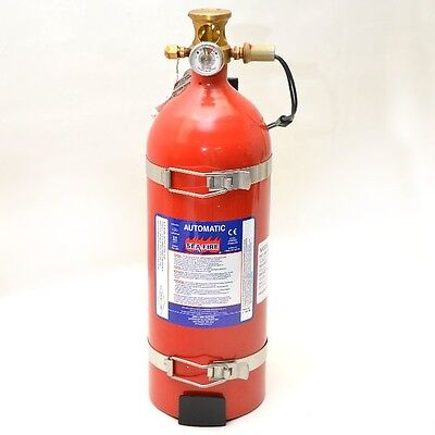 Sea-Fire Automatic Fire Extinguisher FG-150A | FM200 Red  150 CUT FT