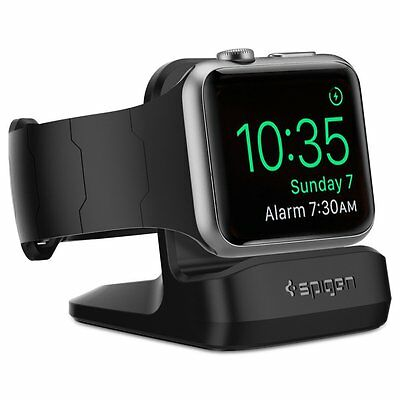 Apple Watch Stand With Night Stand Mode Series 1 Series 2 Spigen S350