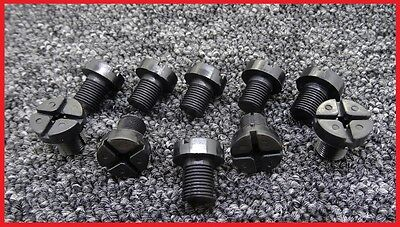 10Pcs BMW RADIATOR HOSE BLEED VENT SCREW PLUG BLEEDING 3 Series E30 E36 E46 E90