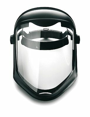 Honeywell Bionic Safety Face Shield Workshop Clear Lens Screen Visor Head Mask