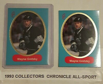 1993 Collectors Chronicle All-Sport  Gold Set #1-18 Rare  /7500 Gretzky, Ryan..